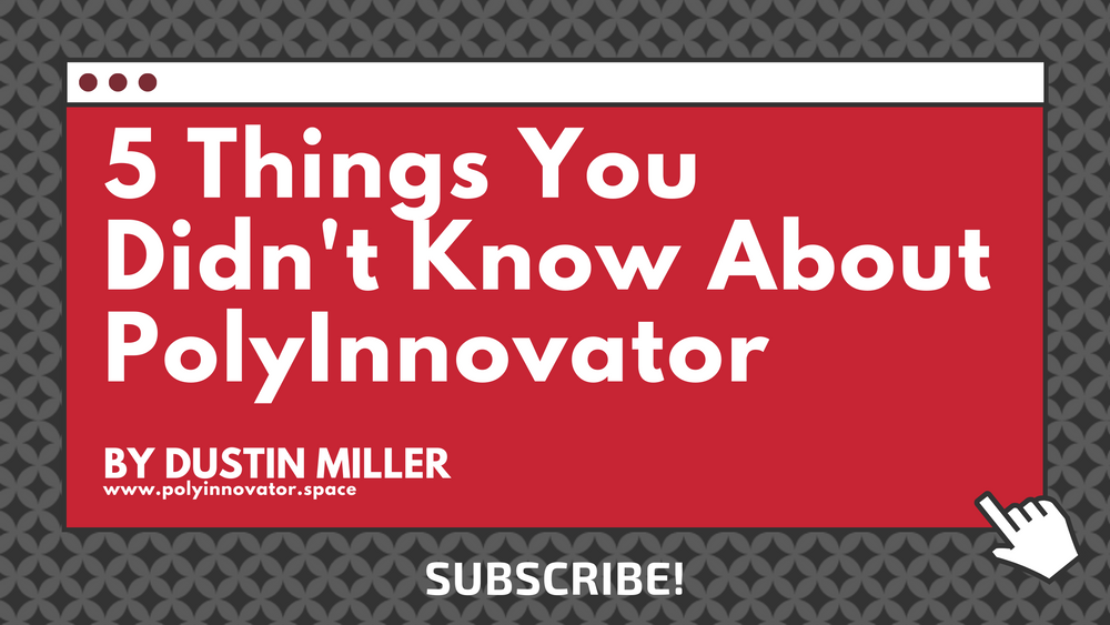5 Things You Didn't Know About PolyInnovator