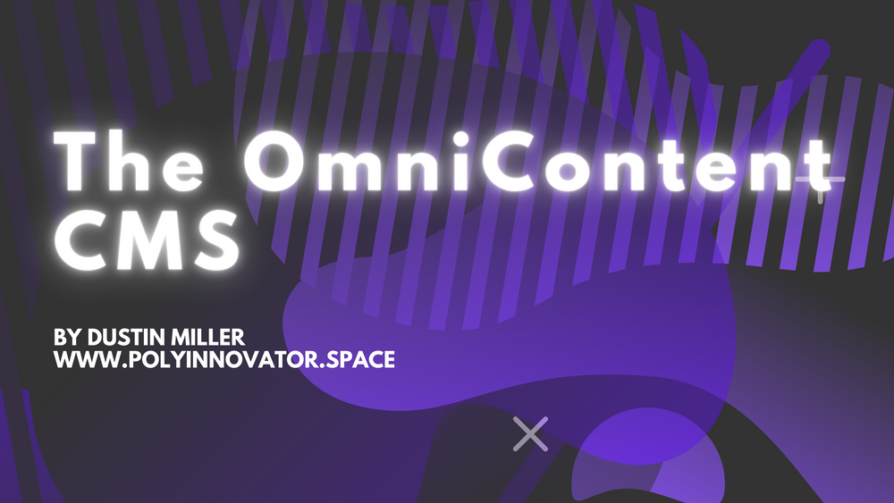 The OmniContent CMS