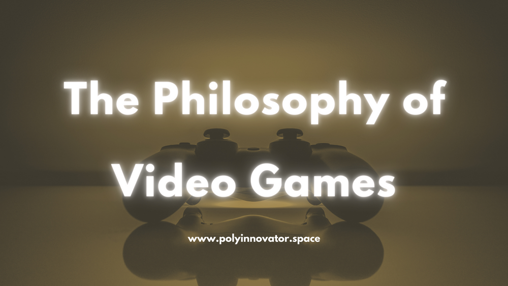 The Philosophy of Videogames